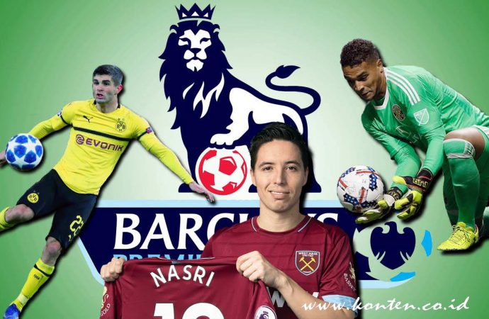 Kejutan Transfer Window Premier League di Awal Januari 2019