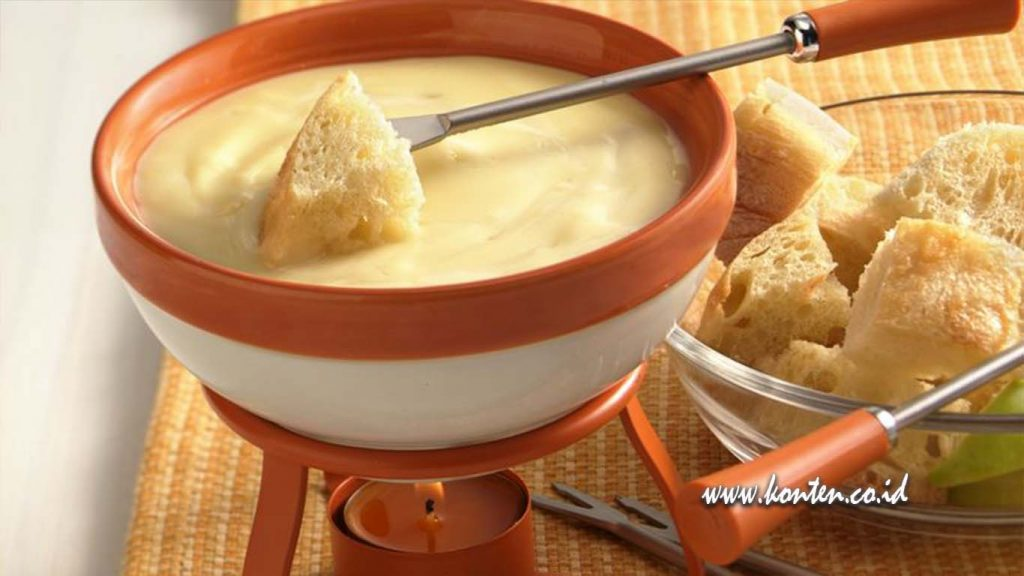 Cheese Fondue www.konten.co.id
