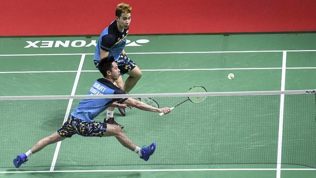 Kevin/Marcus Gagal Sabet Hat-Tricks All England