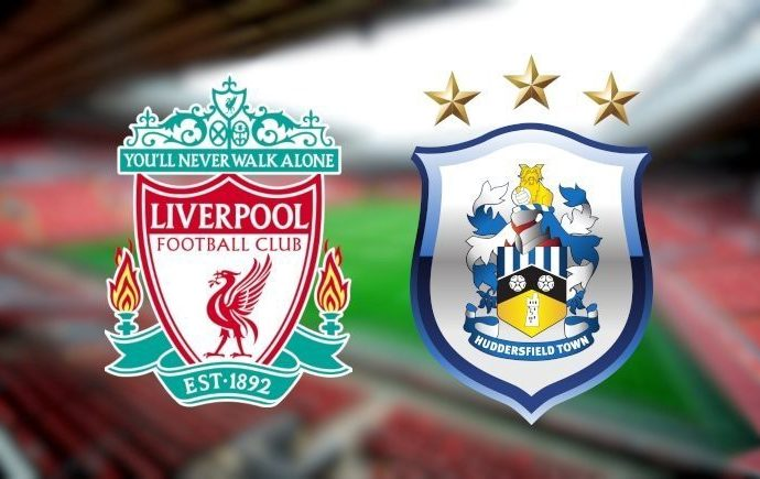 Link Live Streaming Liverpool VS Huddersfield Town