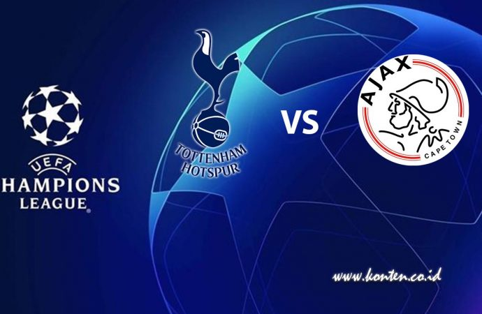 Link Live Streaming Ajax vs Tottenham Hotspurs