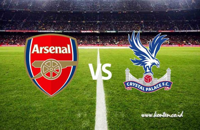 Link Streaming Arsenal Vs Palace, Rekor Unik Palace Saat Tandang
