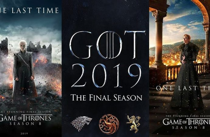 Game Of Throne Season 8 Jadi Perbincngan Dunia