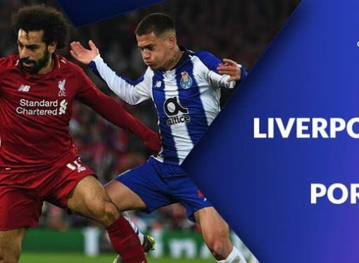 Pertandingan Liverpool Vs Porto Dalam Statistik dan Video