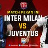 Pertandingan Inter Milan vs Juventus