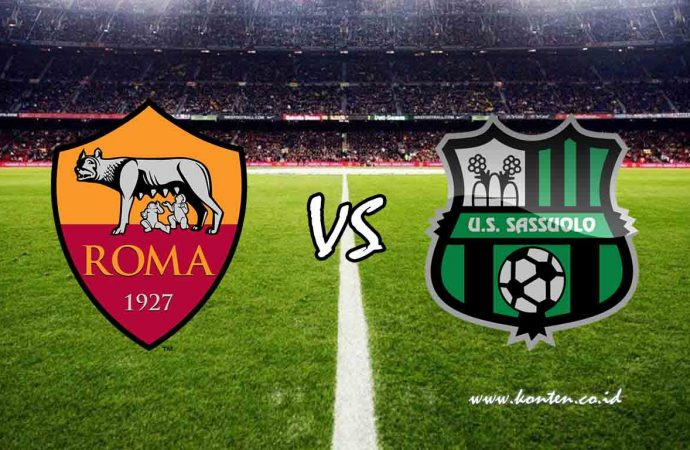 Link Live Streaming AS Roma vs Sassuolo