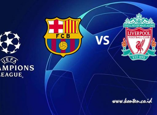 Link Live streaming Liga Champions Liverpool vs Barcelona