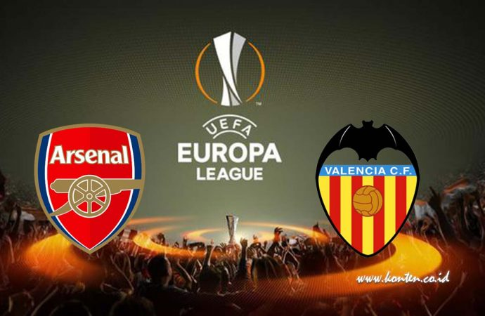 Link Live Streaming Liga Europa,Arsenal vs Valencia