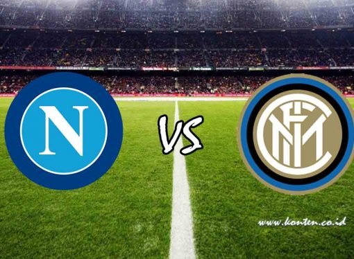 Link Live Streaming Liga Italia Napoli vs Inter Milan
