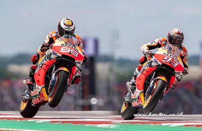 Link Live Streaming Moto GP Jerez