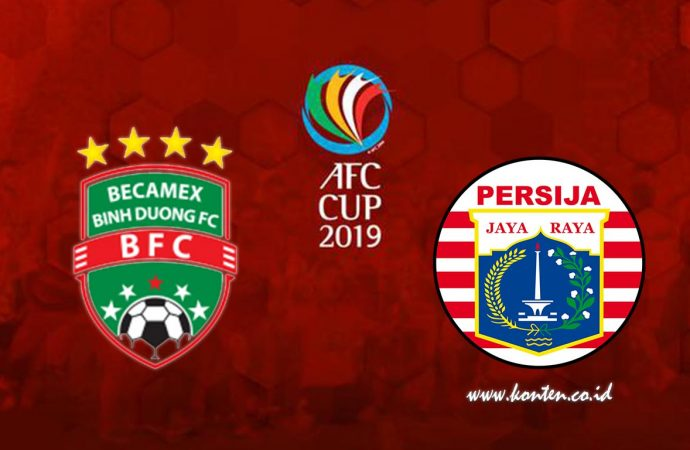 Link Live Streaming Piala AFC 2019, Becamex vs Persija