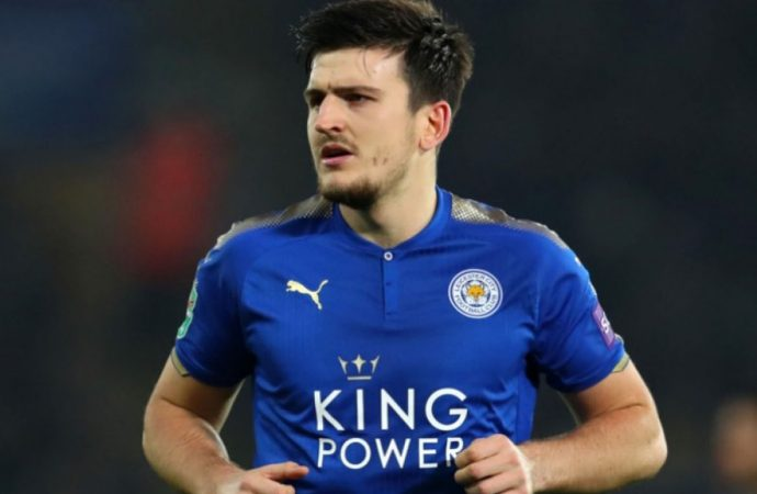 Harry Maguire Direkrut Manchester City