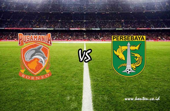 Link Live Streaming Borneo FC vs Persebaya