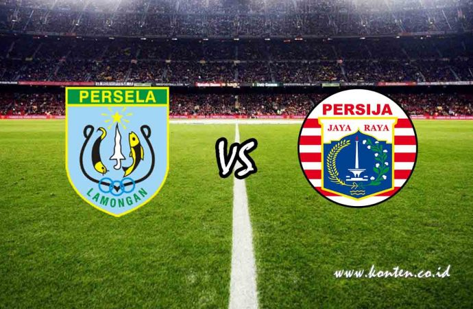 Link Streaming Persela vs Persija