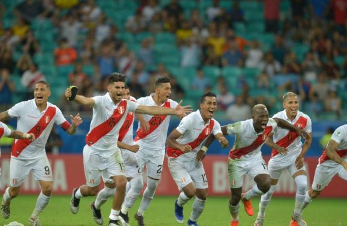 Hasil Pertandingan Peru vs Chile