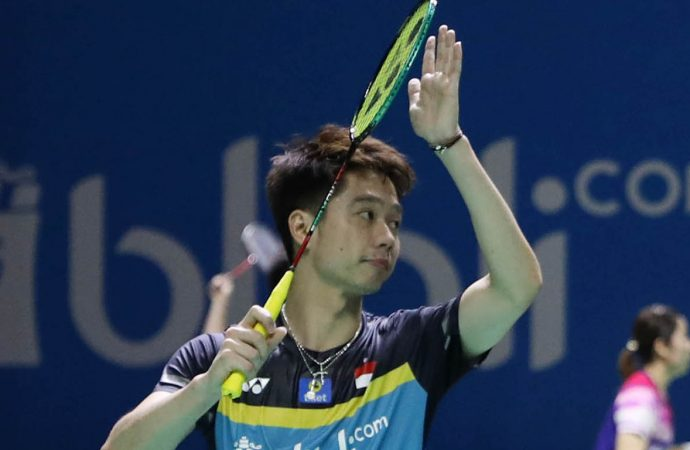 Indonesia Tinggal Sisakan 2 Wakil di Blibli Indonesia Open 2019