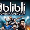 Nonton Link Streaming Blibli Indonesia Open 2019 di HP