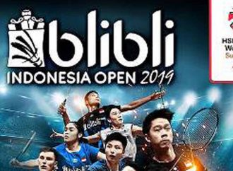 Link Live Streaming Blibli Indonesia Open 2019
