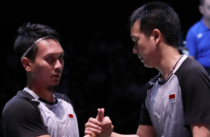 Japan Open 2019, Indonesia Tempatkan 4 Wakil di Final