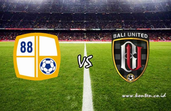 Link Live Streaming Barito Putera vs Bali United via HP