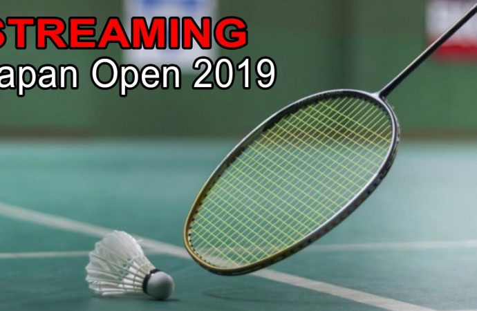 Link Live Streaming Japan Open 2019 di HP
