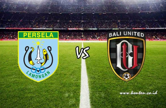 Link Live Streaming Persela Lamongan vs Bali United