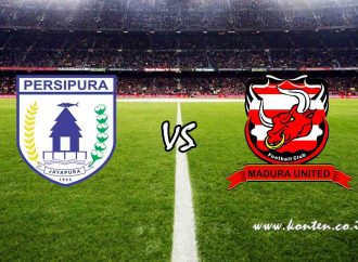 Link Live Streaming Persipura Jayapura vs Madura United