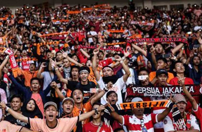 PS Tira VS Persija, Tiket Mahal, The Jak Boikot