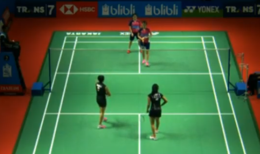 Link Live Streaming Babak Pertama Indonesia Open 2019
