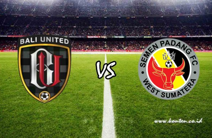 Link Live Streaming Bali United vs Semen Padang di HP