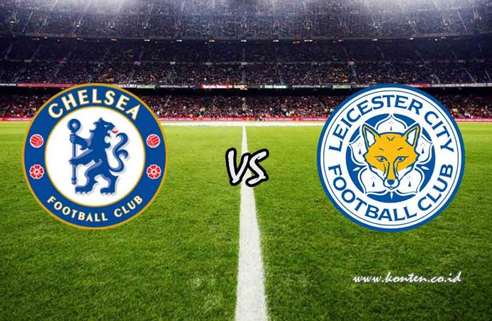 Link Live Streaming Chelsea vs Leicester City di HP