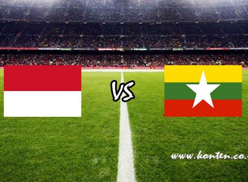 Link Live Streaming Indonesia vs Myanmar di HP