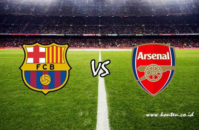 Link Live Streaming Joan Gamper Trophy Barcelona vs Arsenal