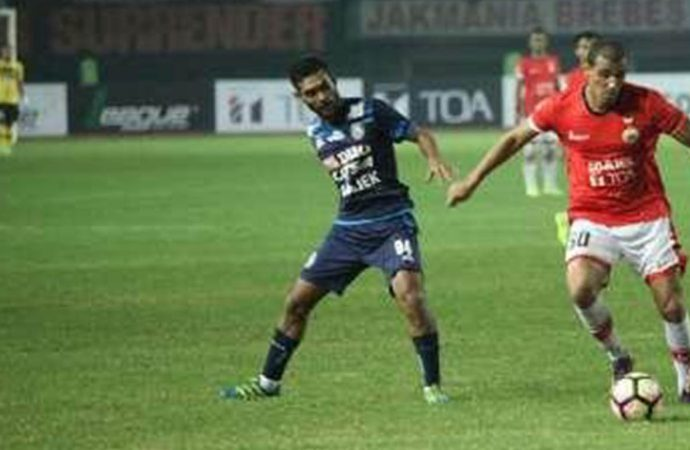Shopee Liga 1 2019, Laga Big Match Persija Vs Arema
