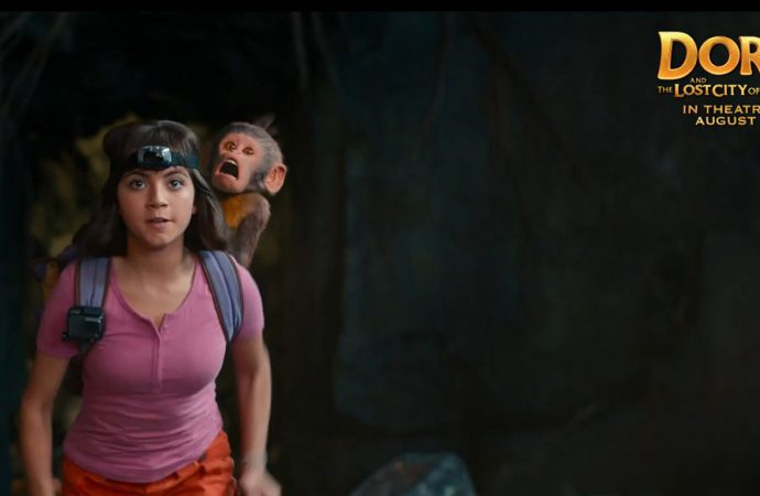 Sinopsis Film Dora and The Lost City of Gold