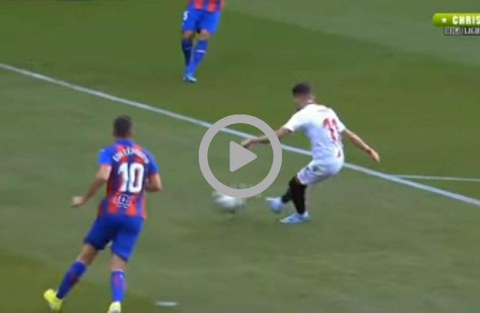 Cuplikan Video Hasil Pertandingan Eibar vs Sevilla Tadi Malam