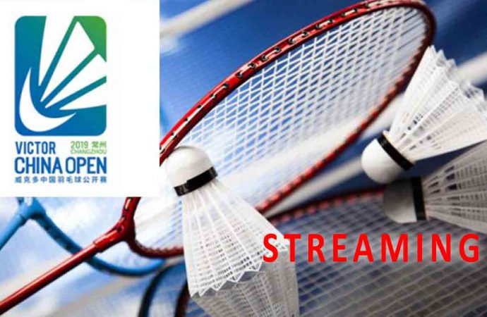 Link Live Streaming Final Badminton China Open 2019 di HP