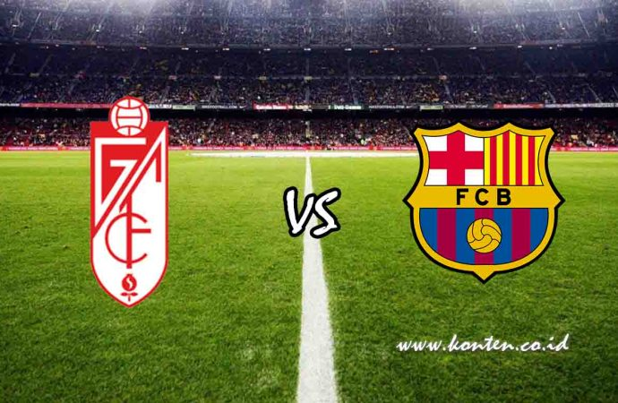 Link Live Streaming Granada vs FC Barcelona di HP