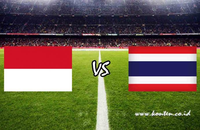 Link Live Streaming Indonesia vs Thailand di HP