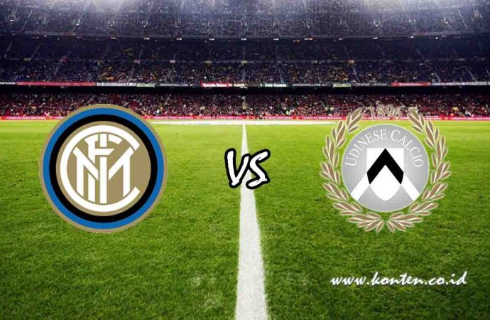 Link Live Streaming Inter Milan vs Udinese di HP