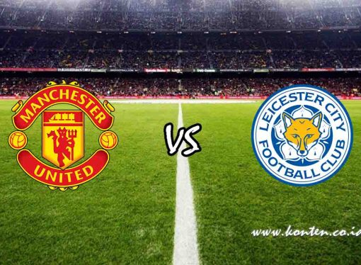 Link Live Streaming Manchester United vs Leicester City