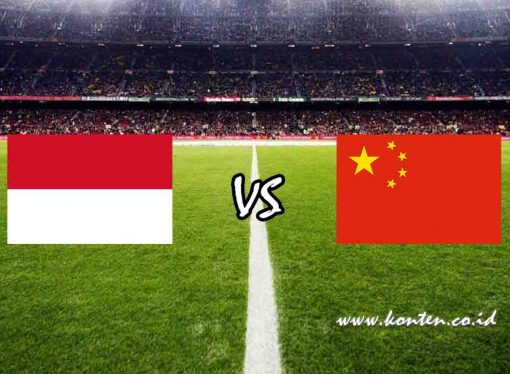 Link Live Streaming RCTI Indonesia U-16 vs China U-16 di HP