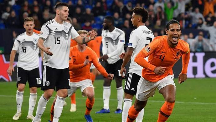 Hasil Pertandingan Jerman vs Belanda