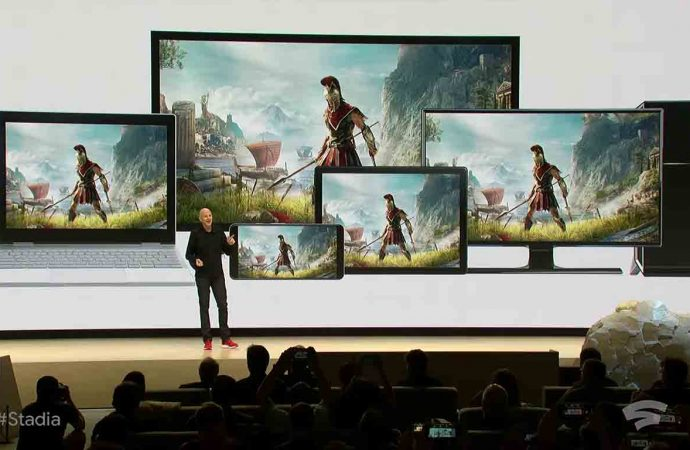 Layanan Streaming Games Google Stadia Versi Founder Akan Rilis 19 November 2019