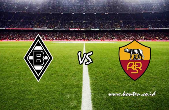 Link Live Streaming AS Roma vs B. Monchengladbach di HP