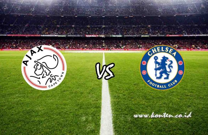 Link Live Streaming Ajax vs Chelsea Hari Ini di HP