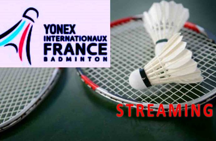 Link Live Streaming Perempat Final Badminton French Open 2019
