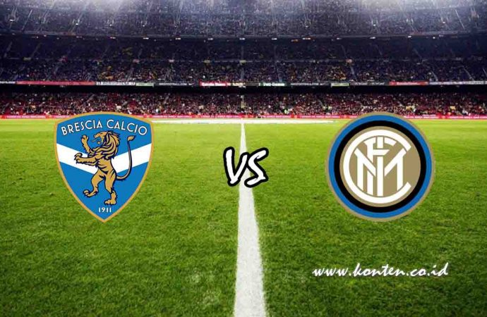 Link Live Streaming Brescia vs Inter Milan di HP