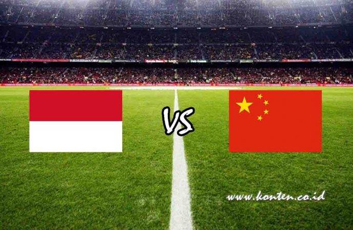 Link Live Streaming Indonesia U-19 vs China U-19 di HP