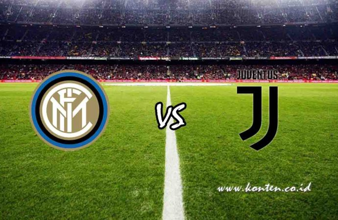 Link Live Streaming Inter Milan vs Juventus di HP